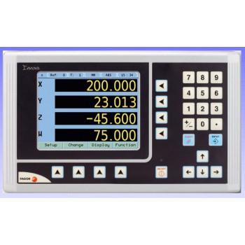 40i-P | FAGOR Innova Freesmachine Tellerkast (4-assig)