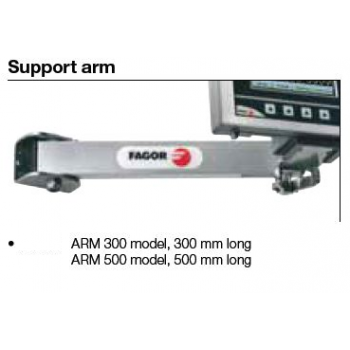 ARM-300 | FAGOR Tellersteun L=300mm