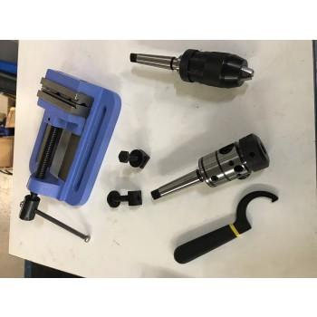 ACC-TB16T | 3-delige accessoire set voor boortap machine TB16T