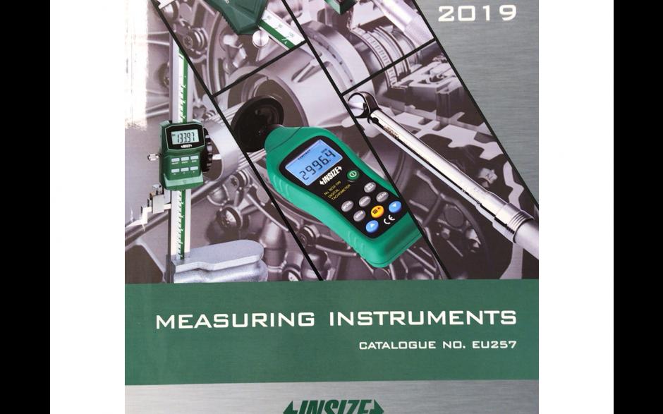 IS-EU257 | INSIZE COMPACT CATALOGUS 2018-2019