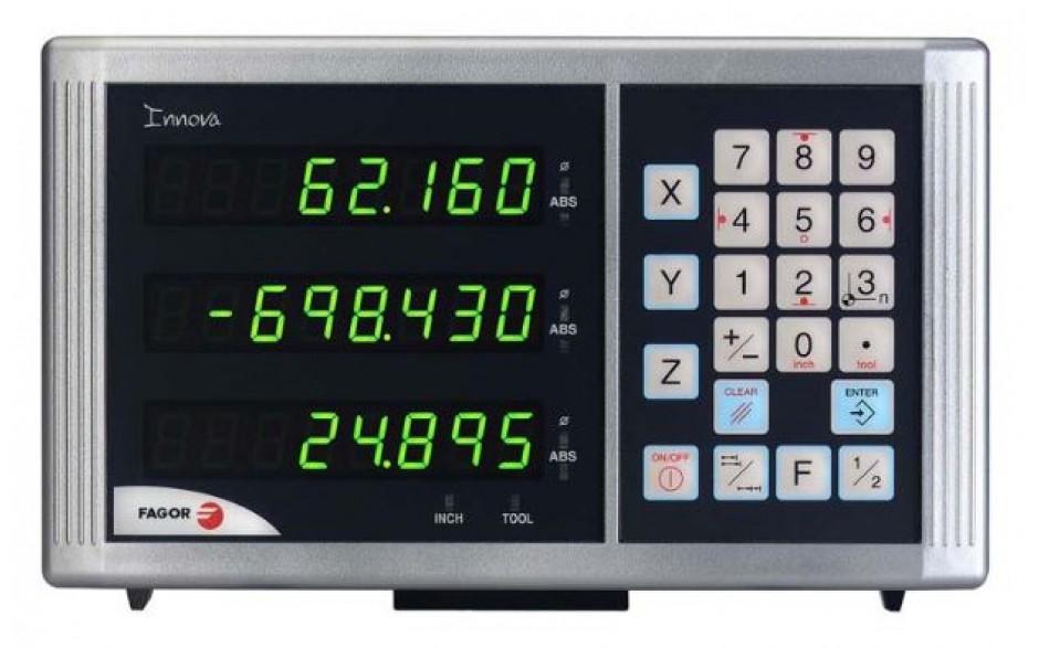 20i-M | FAGOR Innova Freesmachine Tellerkast (2-assig)