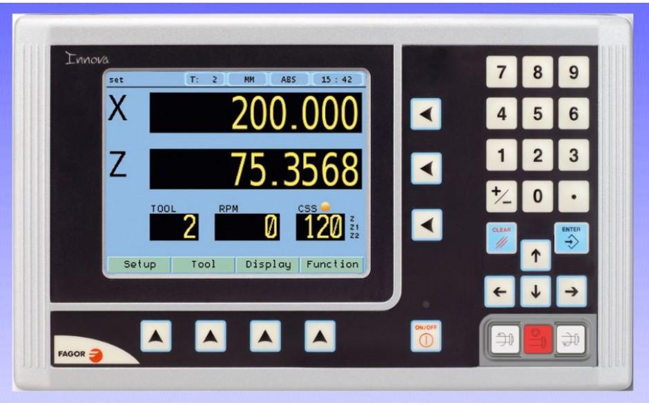 40i-TS | FAGOR Innova CSS Draaimachine Tellerkast (3-assig)