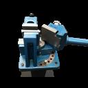 120E | HOEKBUIGER CAPACITEIT 120x10 MM  (Goliath)