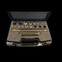 15440-DIN | Spiebaan drukfrezenset 2-8mm