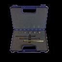 15410-DIN | Spiebaan drukfrezenset 2-3mm