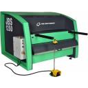 HM-JBS-1250/4,0 | PLAATSCHAAR 1250x4 MM, MECH./ELECTR. 400V CE +  GEMOT. ACHTERAANSLAG