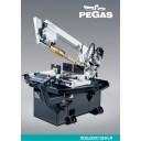300x320 SHI-LR | PEGAS GONDA SEMI AUTOMATISCHE BANDZAAGMACHINE 2-ZIJDIG VERSTEK