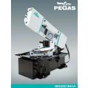 360x500 SHI-LR | PEGAS GONDA SEMI AUTOMATISCHE BANDZAAGMACHINE 2-ZIJDIG VERSTEK