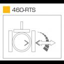 460-RTS | INSTELBARE MAX KLEMDRUKREGELING PEGAS GONDA 460x600 SHI-LR II