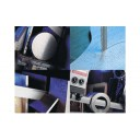 • BANDZAAG 3090 TOTAALOVERZICHT (DIVERSE HOOGTES)