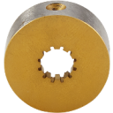 EG20 (SPEC) DIN5481 7x8 | INWENDIG SPLINE PROFIEL MAXIMALE VERSPAANLENGTE 25MM