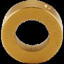EG36 (SPEC) DIN5481 7x8 | INWENDIG SPLINE PROFIEL MAXIMALE VERSPAANLENGTE 30MM