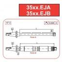 3540.EJB.22.400.G6-C-56x80 | HORMA Horizontale Freesas 22x400+1 BUS G6
