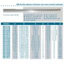 """10312.COP I Spiebaan Drukfrees 3/16"""" III - ÉÉN DOORGANG  (H9 = standaard one-pass uitvoering)"""