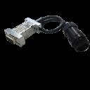 SA-TSAP-D | FAGOR verloopstekker (nieuw display - oud liniaal TTL signaal) SAP7