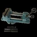 VK1030 | Snelspanboorklem 150mm + prismabek