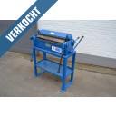 OCC-19-017 | GEBRUIKTE  ZETBANK 3020 JORG OP VOET L650mm x 1,5mm ST MET LAGE SCHUINE VINGERS