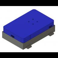 KB25VS-T-EXT-VOOR-2020 | MACHINEVERHOGING 100MM BJ. <2020 (EXCL. MONTAGE)