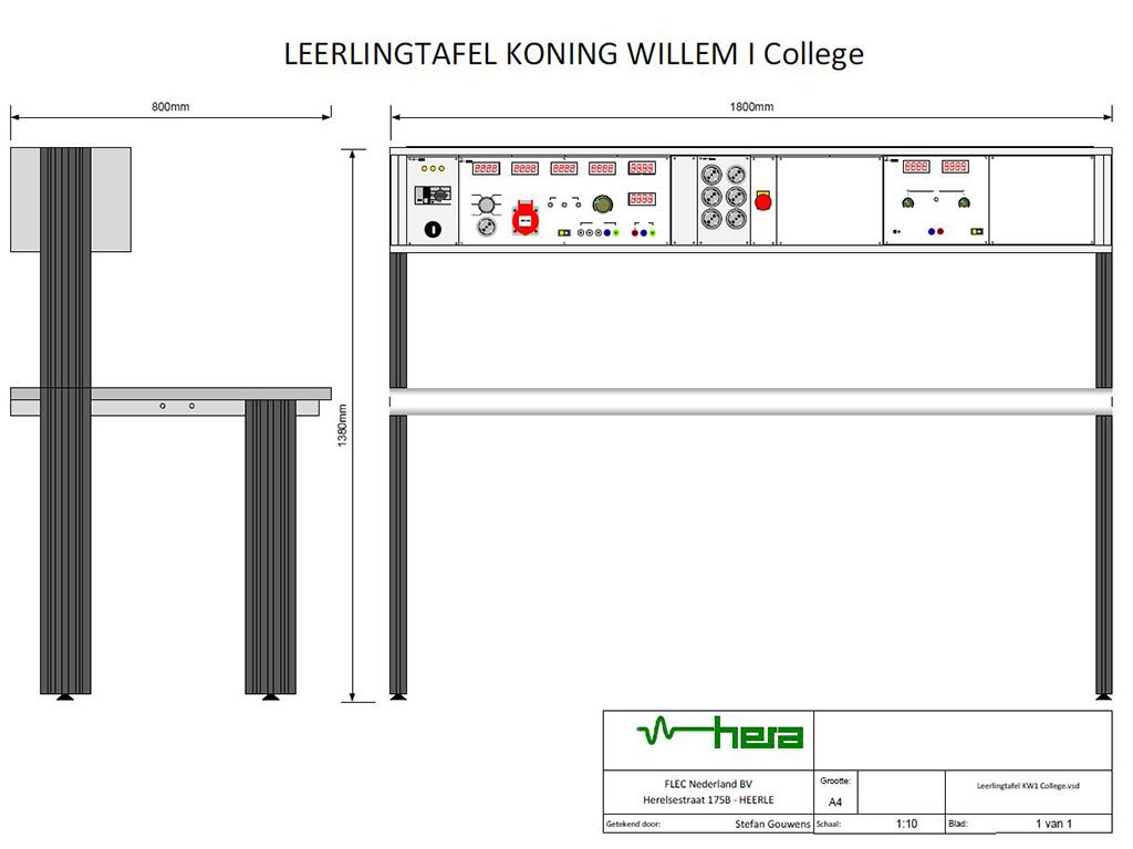 Koning Willem I College Elektro 03